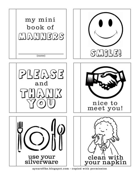 worksheets for preschoolers on manners 22 best good manners images on pinterest english
