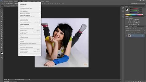 tutorial photoshop cs6 en pdf adobe photoshop cs6 tutorial en espa 241 ol desaturar una