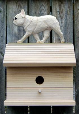 bulldog dog house french bulldog dog bird house