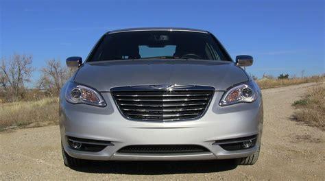 2012 Chrysler 200 Limited Review Review 2012 Chrysler 200 Limited Going Up Against Fresh