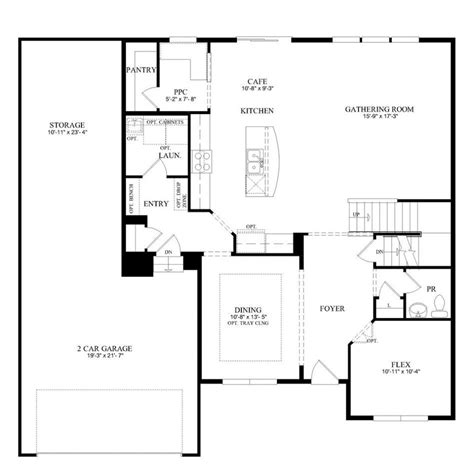 fresh mn home builders floor plans new home plans design