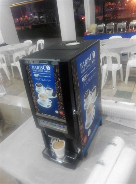 coffee machine rental singapore