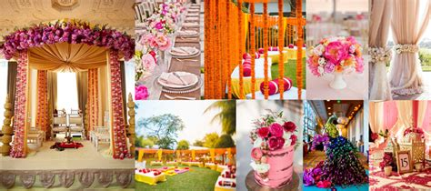 Home Decor In Mumbai by Indian Wedding Color Themes Summerweddingseries Blog