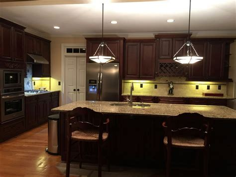 chocolate color kitchen cabinets rooms