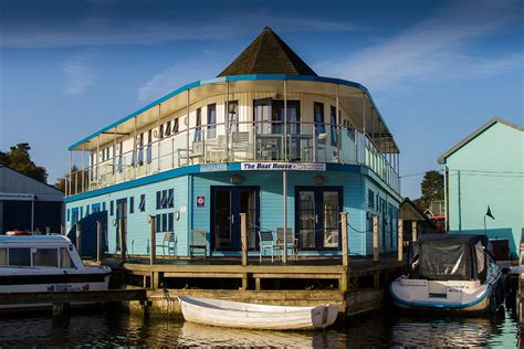 upside down boat house the boathouse self catering accommodation in wroxham on the norfolk broads