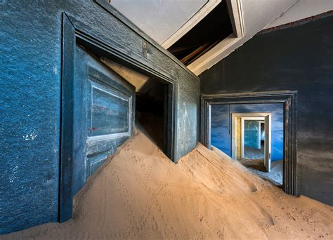 Free Articles doors and sand filled rooms kolmanskop ghost town
