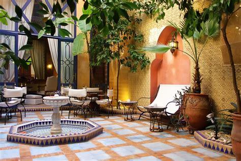 decoration des maisons marocaine decoration jardin marocain