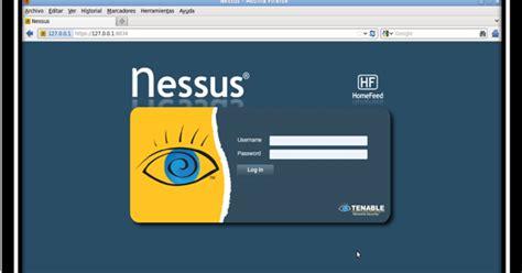 tutorial nessus linux seguridad inform 225 tica nessus tutorial
