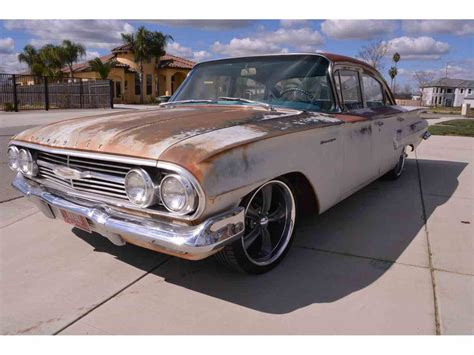 car for sale chevrolet 1960 chevrolet biscayne for sale classiccars cc 964587
