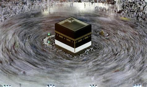 Hajj live stream: Watch Muslims circle the Kaaba in Mecca ... Five Pillars Of Islam Hajj
