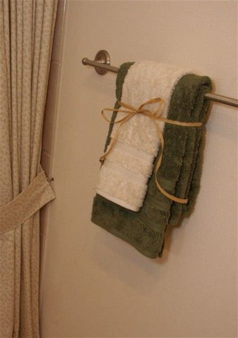 bathroom towel display ideas 96 best images about decorative towels on pinterest