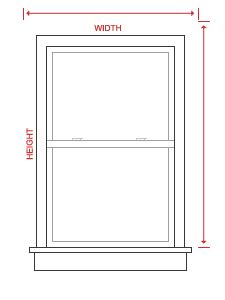 drapery measurement worksheet perfectfit measuring for window coverings blinds shades