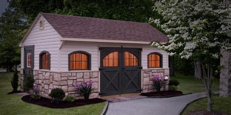 Carriage Sheds by Carriage House Sheds Pleasant Run Structures