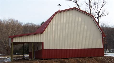 gambrel roof pole barn gambrel roof barn dimensions woodworking projects plans