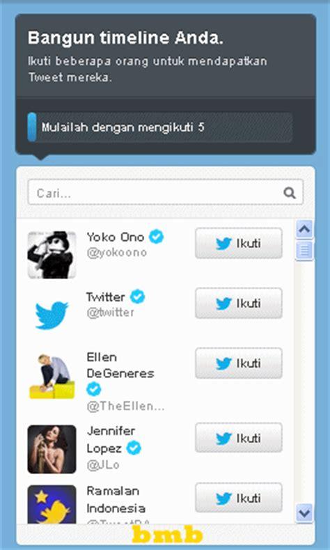 cara membuat timeline twitter di website cara membuat twitter baru daftar twitter dengan cepat