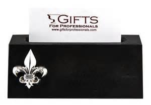 fleur de lis business card holder fleur de lis business card holder engraved personalized