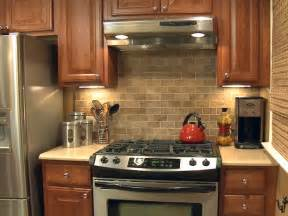 Diy Kitchen Backsplash Install A Tile Backsplash How Tos Diy