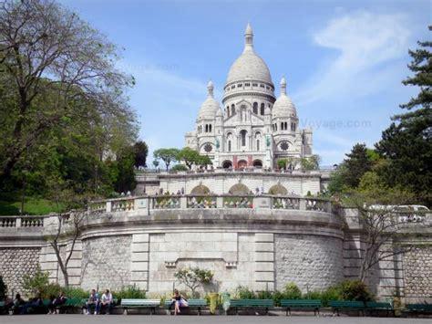parigi montmartre vacanze basilica sacro cuore di montmartre guida turismo e