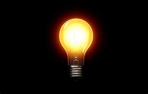 light bulb the incandescent light bulb great things