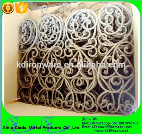 Decorative Iron Railing Panels by Decorative Wrought Iron Tuscan Panels For Stair Railings Buy Wrought Iron Railing Panels