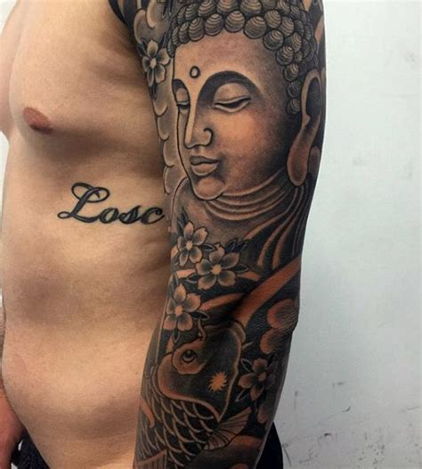 buddhist tattoo designs men 100 buddhist tattoos for buddhism design ideas