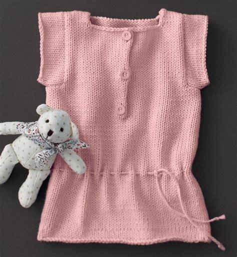 patroon baby jurk gratis breipatroon jurkje