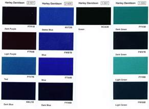 harley davidson 2013 color chart long hairstyles