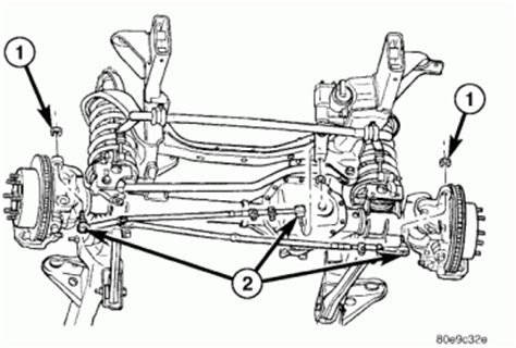 dodge ram front end diagram 2001 dodge ram tie rod diagram pictures to pin on