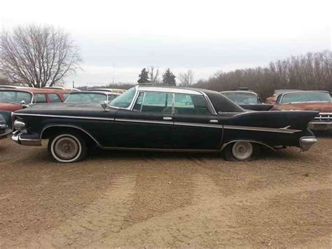 61 Chrysler Imperial by 1961 Chrysler Imperial Lebaron For Sale Classiccars
