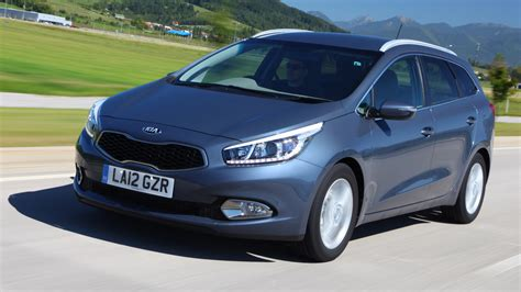 Tops Kia Series kia cee d sportswagon review top gear