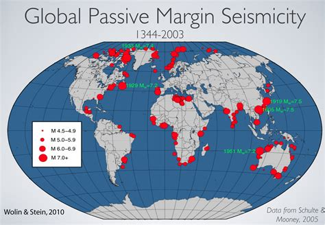 earthquake often happens around us august 2011 virginia earthquake