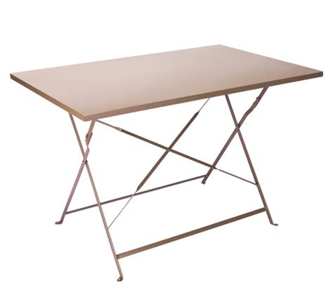 mobilier de jardin pliant table de salon de jardin pliante qaland