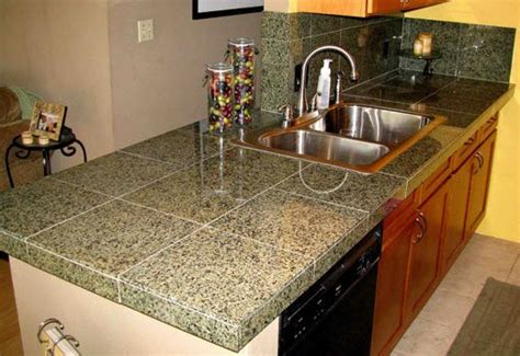 Granite Tile Countertop Kit by How To Choose The Best Granite Countertops Kit Buungi