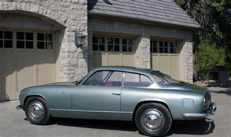 1967 lancia flaminia zagato sport classic italian