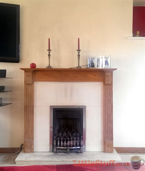 replacing a gas with a woodburner on a plasterboard
