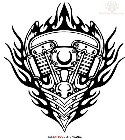 harley davidson tattoo design gallery harley davidson images designs