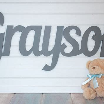 baby name signs for bedrooms nursery wall appliques thenurseries