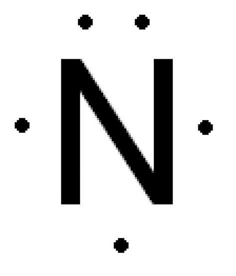 dot diagram for nitrogen help me with basic chemistry how to do lewis dot
