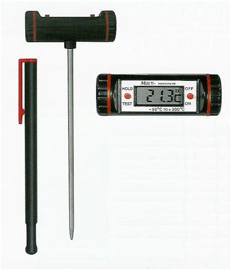 Termometer Mulut heuthermometer digital 50cm