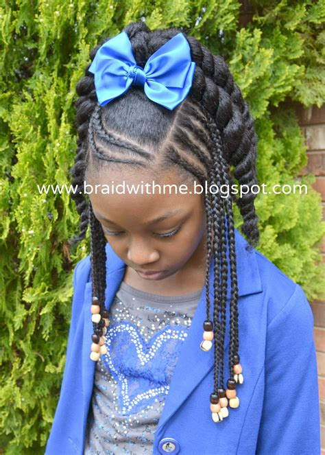 natural styles for tweens braid with me natural hair for tweens