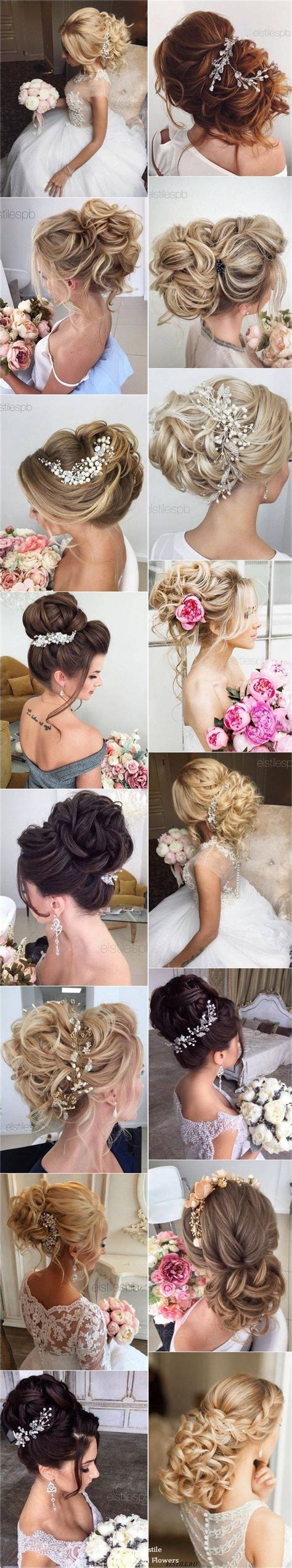 Wedding Hair For 40 by 40 Best Wedding Hairstyles For Hair Www