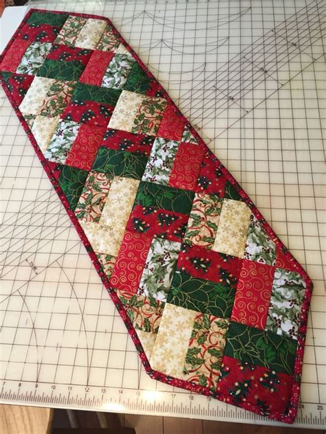 Easy Table Runner Neneng Quilt Projects - easy table runner neneng quilt projects