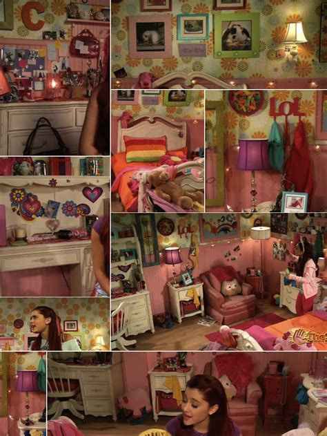 cat valentine bedroom sam and cat cat room and different styles on pinterest
