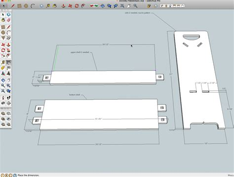 sketchup layout diameter dimension sketchup advantage 3d cutlists for woodworking projects
