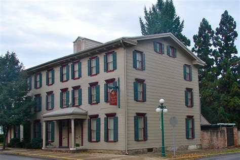 Pennsylvania House by National Register Of Historic Places Listings In Union
