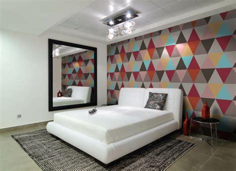 Schlafzimmer Tapeten Beispiele by Schlafzimmer Tapeten Ideen Wie Wandtapeten Den
