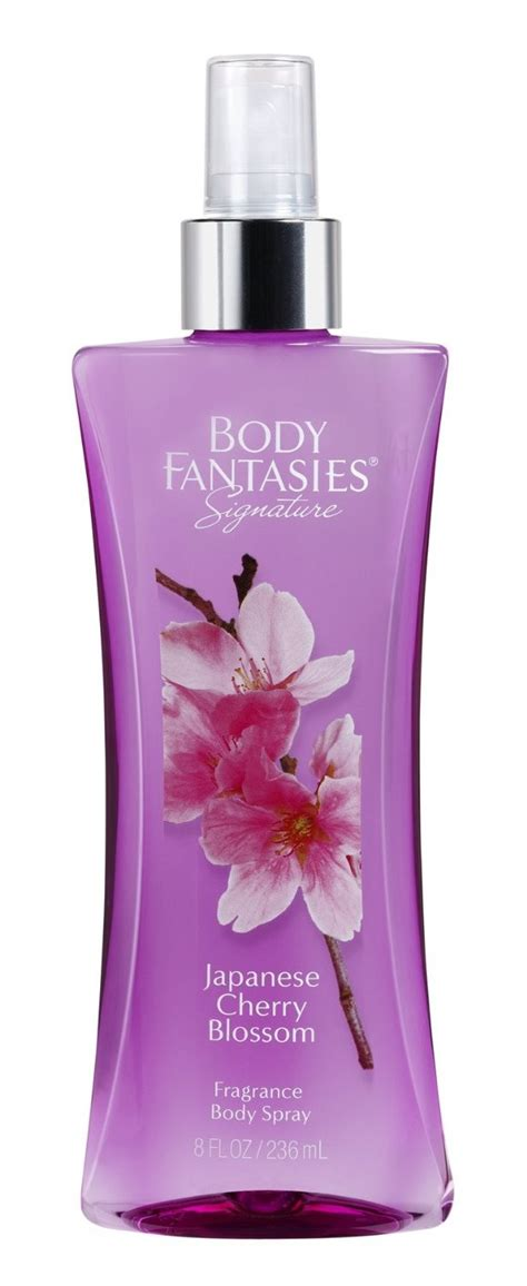 Parfum Shop Japanese Cherry Blossom fantasies signature fragrance spray japanese cherry blossom 8 fl oz 236 ml rite aid