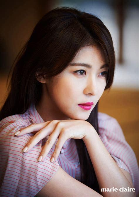 ha ji won co ha ji won chen bo do a photo