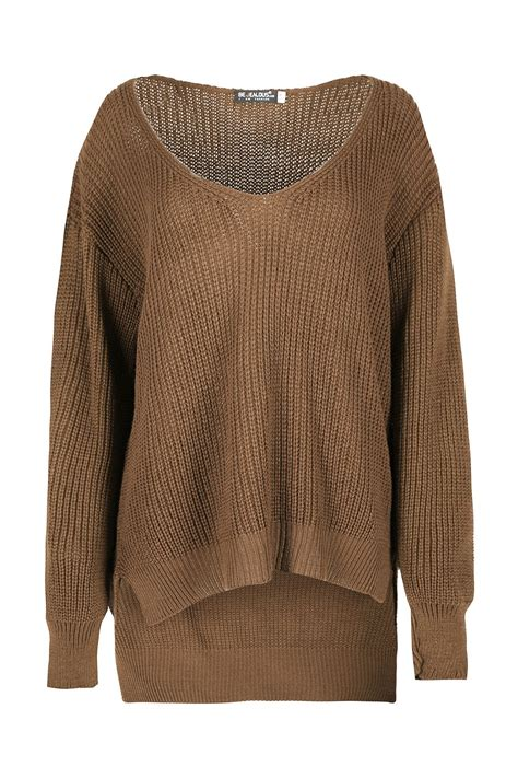 chunky knit jumper womens womens oversized jumper baggy chunky knit