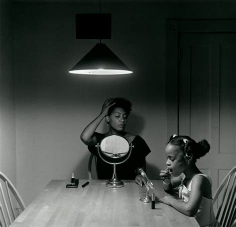 Carrie Mae Weems Kitchen Table by Light Work Artists On The Light Work Experience Carrie